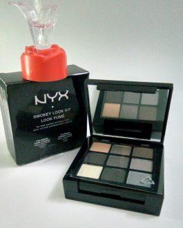 Sombra NYX 9 tonos